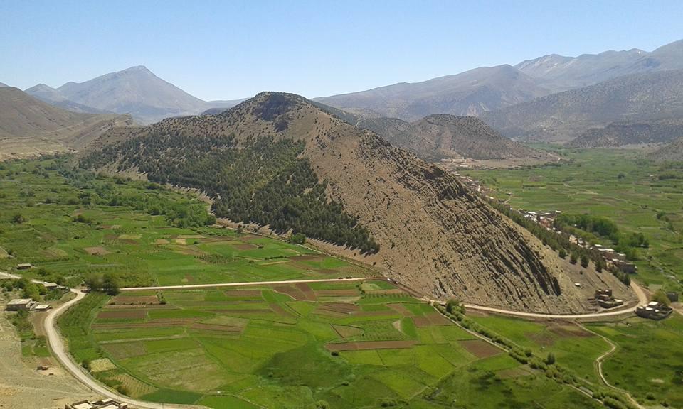 Traversée Mgoun de nord au sud