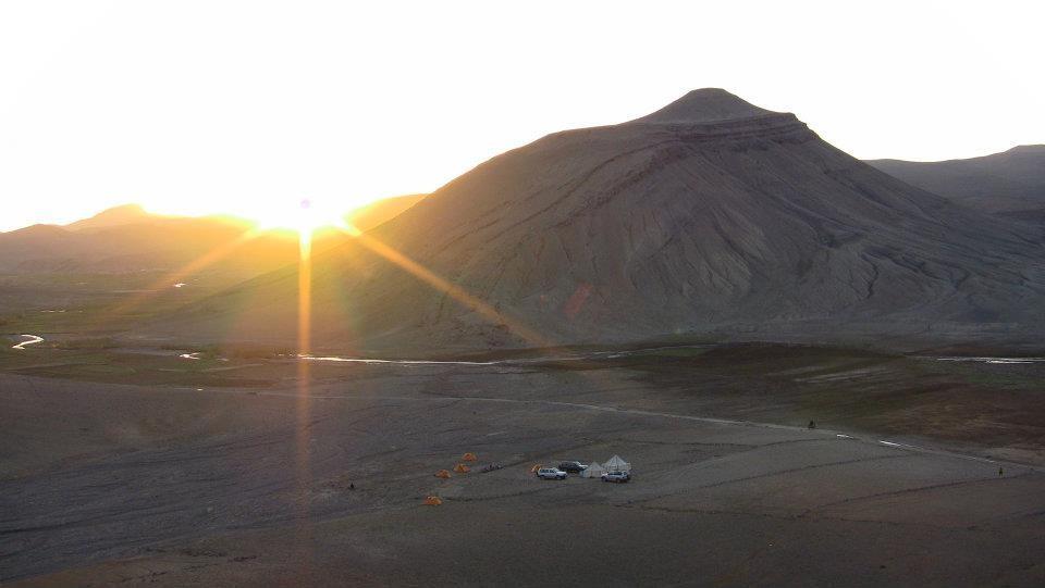 Découverte géologique du sud marocain